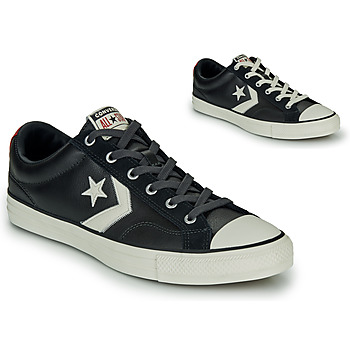 Converse STAR PLAYER - OX men's Shoes (Trainers) in multicolour. Sizes available:10,12