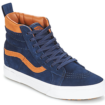 Vans Sk8-hi men's Shoes (High-top Trainers) in multicolour. Sizes available:3,4,5,6,8