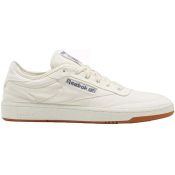 Reebok Classic Club C Grow men's Shoes (Trainers) in Multicolour. Sizes available:8,9,11