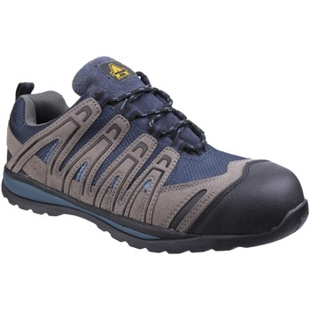 Amblers Safety Amblers Unisex Safety Metal Free Lightwe men's Trainers in multicolour. Sizes available:4,5,6,7,8,9,10,11,12