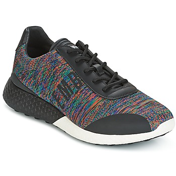 Bikkembergs STRIKER 897 men's Shoes (Trainers) in Multicolour. Sizes available:6,8,9