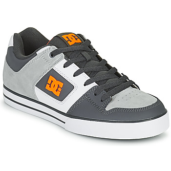 DC Shoes PURE men's Skate Shoes (Trainers) in multicolour. Sizes available:6,6.5,7.5,8,9,9.5,10.5,7,8.5,12,13,7,7.5,8,8.5,9,9.5,10.5