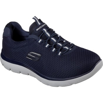 Skechers Men's Summits Slip On Sports Tr men's Shoes (Trainers) in multicolour. Sizes available:8