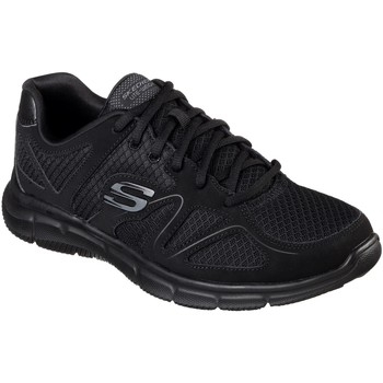 Skechers Men's Verse Flash Point Trainer men's Shoes (Trainers) in multicolour. Sizes available:8,9,10,11,12