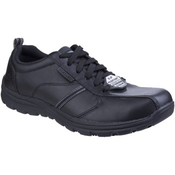 Skechers Unisex Hobbes Frat Lace up Shoe men's Trainers in multicolour. Sizes available:7,9,10,11,12,13