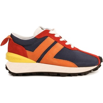Lanvin Boys Bumper Trainers boys's Children's Trainers in multicolour. Sizes available:5,2 kid,4 kid,2.5 kid,3.5 kid